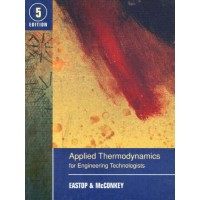 Applied Thermodynamics for Engineering Technologists 5th Edition  (English, Paperback, Eastop, McConkey)