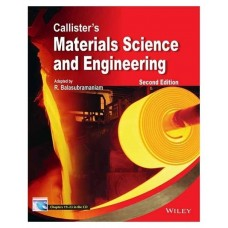 Callister's Materials Science and Engineering 2nd edition (English, Paperback, R. Balasubramaniam)