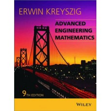 Advanced Engineering Mathematics, 9ed (English, Paperback, Erwin Kreyszig)