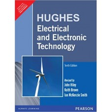 Hughes Electrical and Electronic Technology 10th Edition  (English, Paperback, Keith Brown,John Hiley)