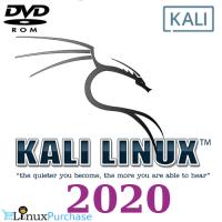 Kali Linux 2020.1 Bootable DVD 32/64 bit