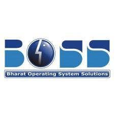 Boss 6 Linux 32/64 bit Bootable DVD - Install Disc