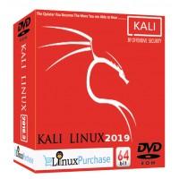 Kali Linux 2019.1 Bootable DVD 32/64 bit